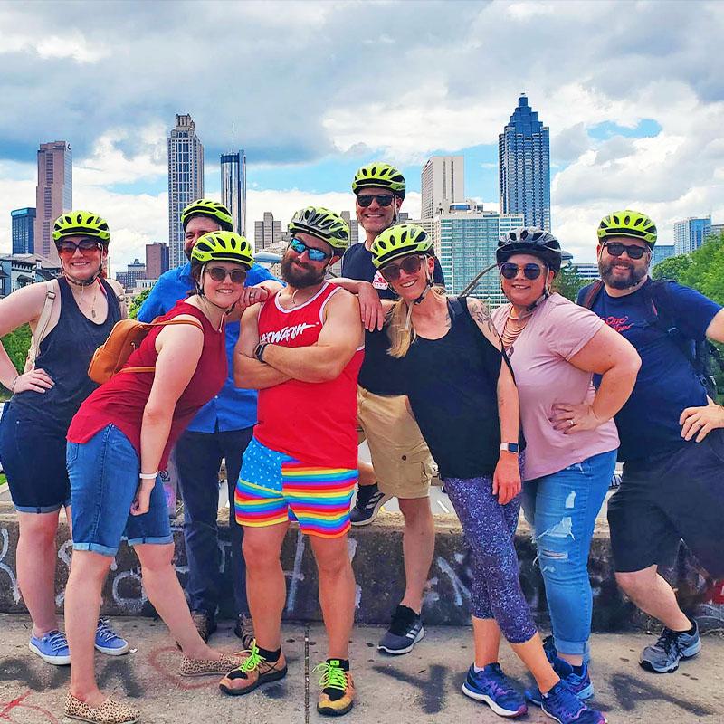 Atlanta Queer History Bike Tour