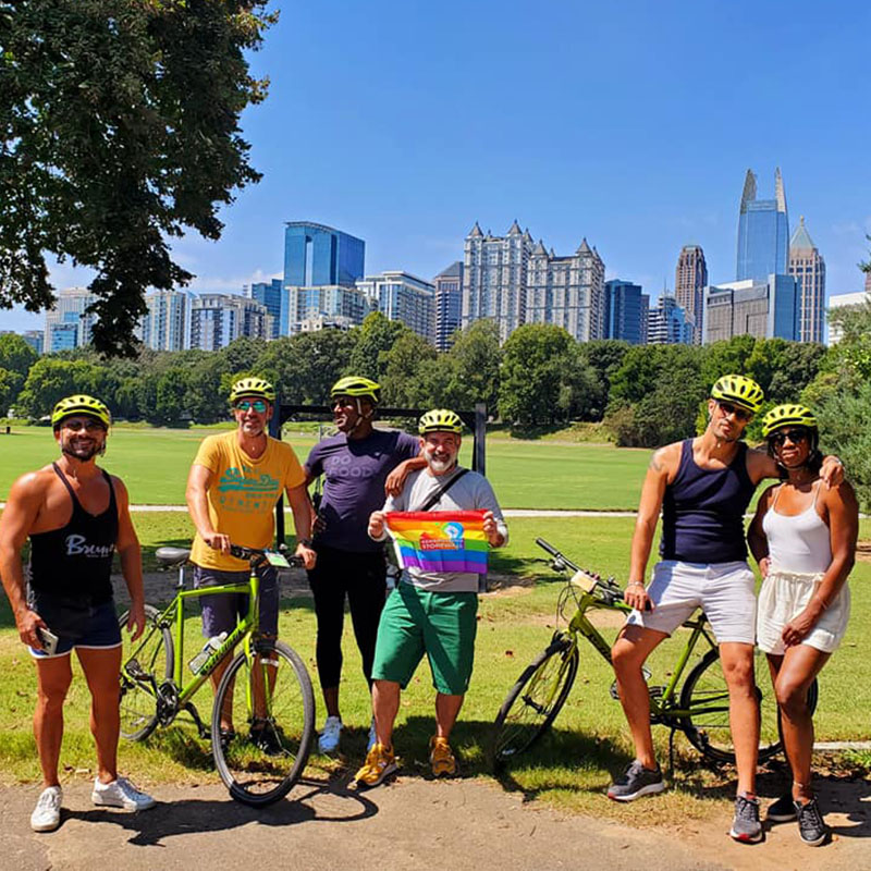 Atlanta Bike Tour - Queer History Bike Tour